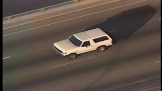 6/17/94: 25th Anniversary | O.J. Simpson White Bronco Chase - Unedited