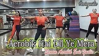 Download lagu Evie Yuslie - Senam Aerobik Hai Dil Ye Mera Remix