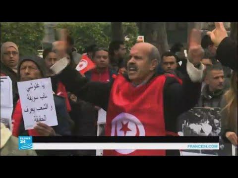 نقابات عمالية في تونس تستنكر استبعادها من المفاوضات مع الحكومة  - 17:23-2017 / 10 / 6