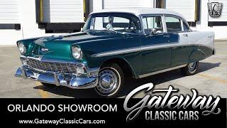 1956 Chevrolet Bel Air For Sal…