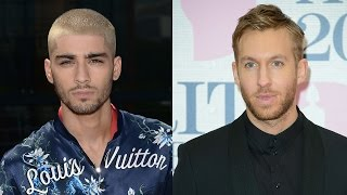 Zayn Malik And Calvin Harris MAJOR Twitter Feud Over Taylor Swift!