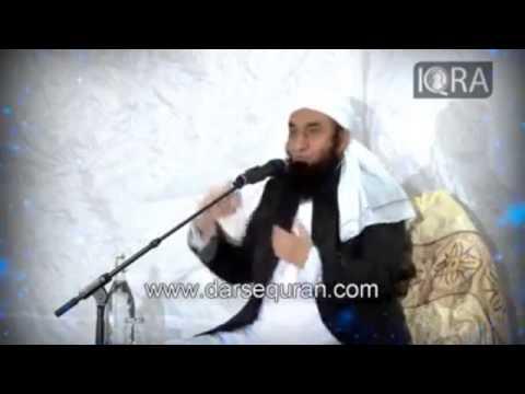 Qayamat ke din kya hoga by maulana Tariq Jameel Sahab (Must watch)