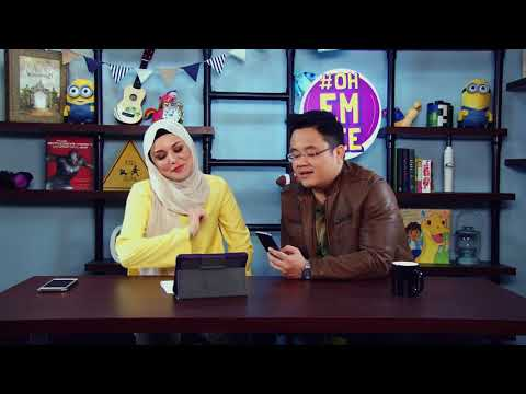 #ohemgee: Jason Leong Don't Laugh Challenge (Comedy Central CH 609)