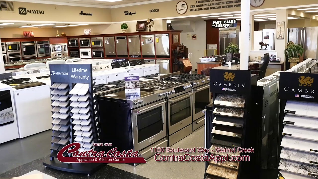 Contra Costa Appliance Whirlpool Family 1117 - YouTube