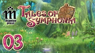 Let's Play Tales of Symphonia - 03 - Wanted Criminal [blind]