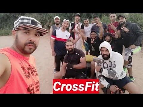 تمارين ال CrossFit مع الأبطال
