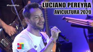 Luciano Pereyra - Fiesta de la avicultura 2020 (Sábado 18/0...