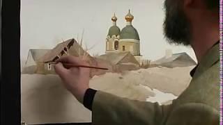 Сергей Андрияки. Храм в Йошкар Оле