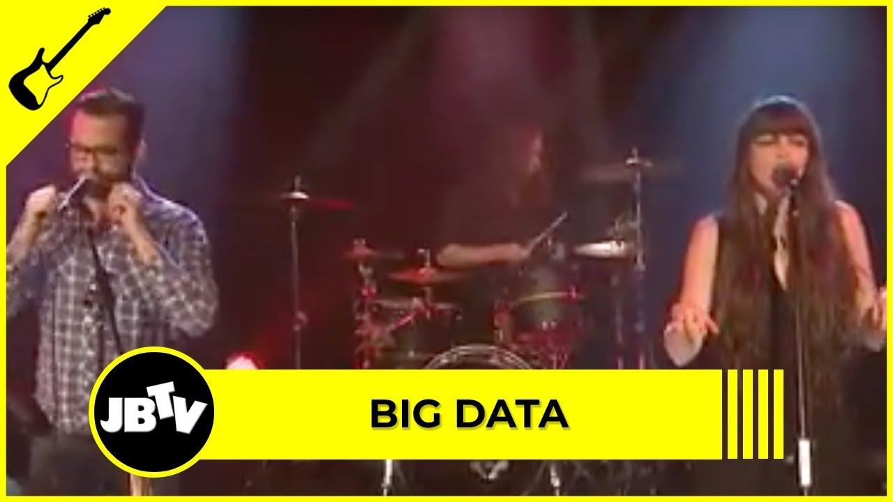 Big Data - Dangerous   Live @ JBTV