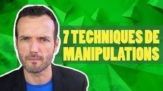 7 techniques de manipulations expliquées - Mental Vlog 97/366