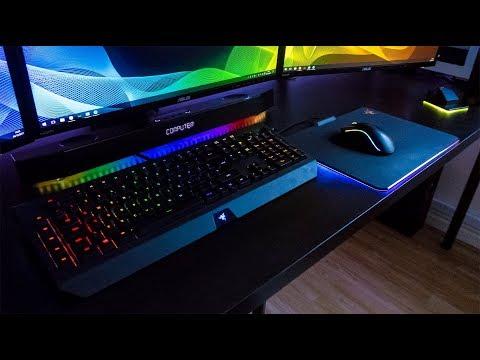 The ULTIMATE RGB Gaming Setup | Razer Gaming Setup Overview