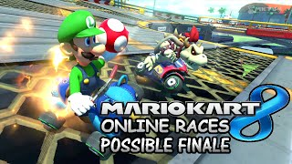 Mario Kart 8 Online Journeys Set 112 (Cue Credits... For Now)