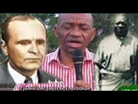 Makambo ya somo esali nzoto malili sur Ev Sony kafuta, simon kimbangu, William Branham, c'est grave.