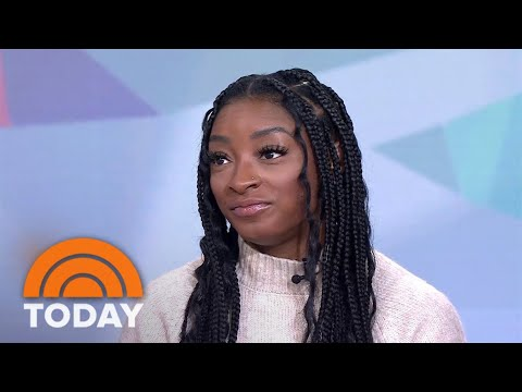 Simone Biles Tears Up Talking About Tokyo And Her New Mental Health Project