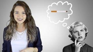 Sigarayla Kadınları Kandıran Adam