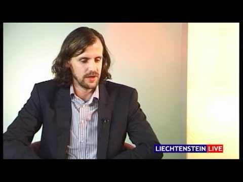 Liechtenstein LIVE mit Assistenzprofessor Dr. Oliver Müller
