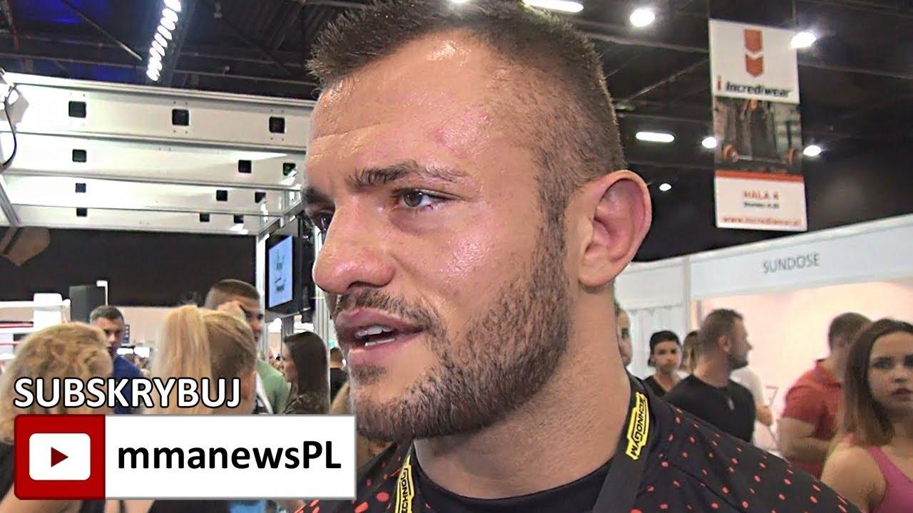 Paweł Trybała podpisał kontrakt z FEN i ponowił wyzwanie w kierunku Najmana