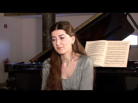 Nareh Arghamanyan plays Sergei Rachmaninov