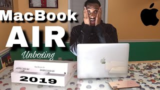 UNBOXING MacBook Air (Silver) | 2019