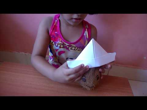 How to Make a Simple Paper Hat | Step by Step Guide to Make a Paper Cap