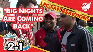 """Big Nights Are Coming Back!"" 
