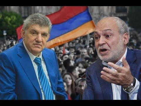Мигранян: армяне это грязь и чернь а Пашинян козёл!