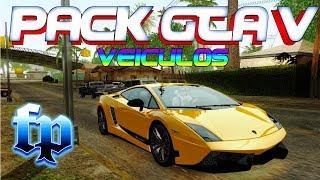 Download Pack 140 Carros GTA V Leves para GTA San Andreas ((2017)) Android
