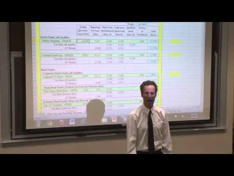 Lesson 17: Investments 6: Mutual Fund Basics, Investments 8: Picking Financial Assets (2013)