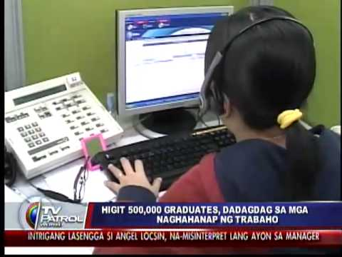 Tough times for fresh grads entering world of work