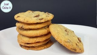 🍪Chocolate Chip Cookies recipe! 🍪 Fast and easy dessert for Christmas