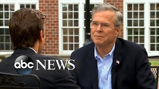 Growing Up Bush: Jeb Bush on His Decision to Run For President