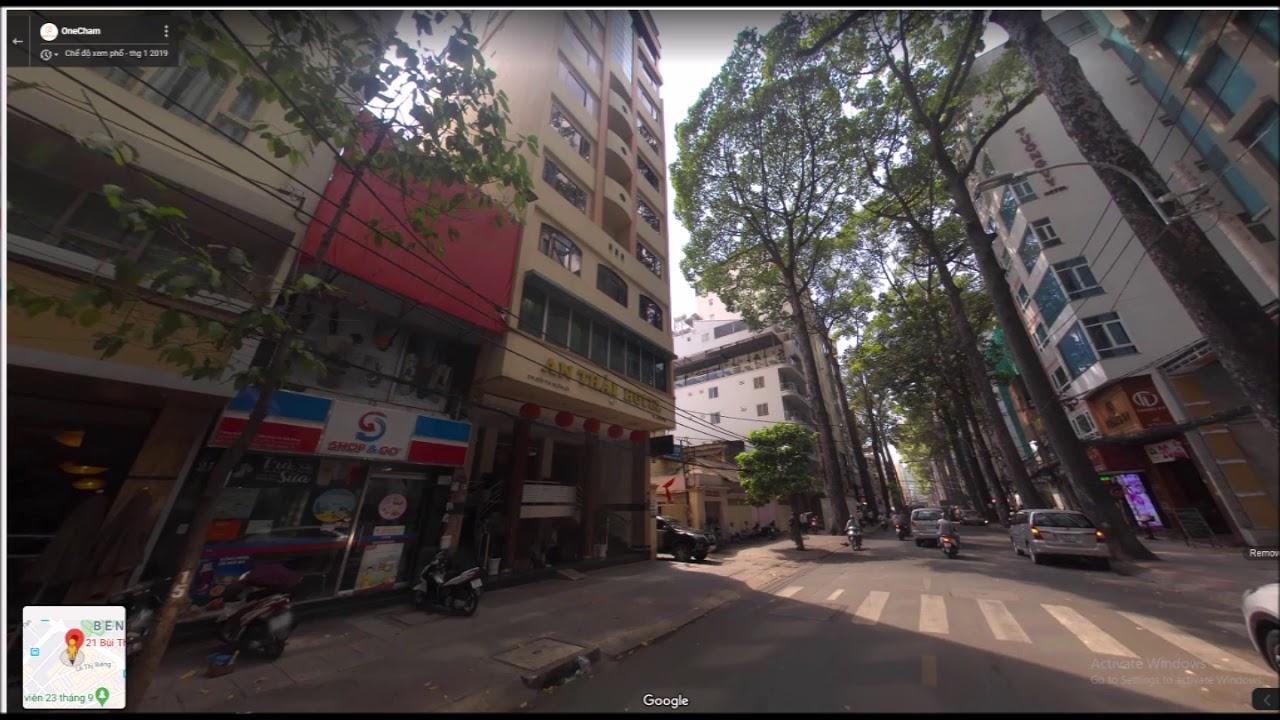 Bán khách sạn đường Bùi Thị Xuân quận 1 tp Hồ Chia Minh