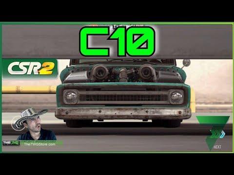 WE GOT THE C10 TIFFANY!! | CSR Racing 2