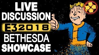 E3 2018 🔴 Bethesda E3 Showcase | Welcome to the Future of Bethesda | Fallout 76 | Rage 2