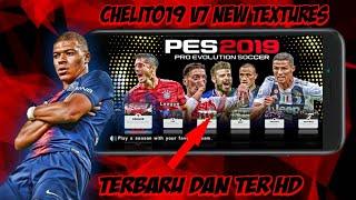 Terbaru!... Pes2019 Iso Camera PS4 Ppsspp English Version 7 •Chelito19 Textures & Savedata •GoblinTV