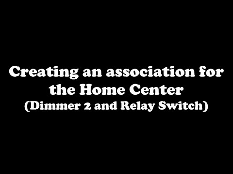 [Tutorial] Fibaro - Creating an association for the Home Center