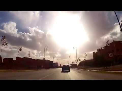 Travel Through Morocco 2014 (Road Movie) HD