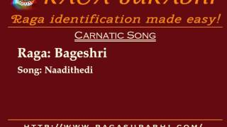 Raga Bageshri: Arohanam, Avarohanam and Alapana | Raga Surabhi