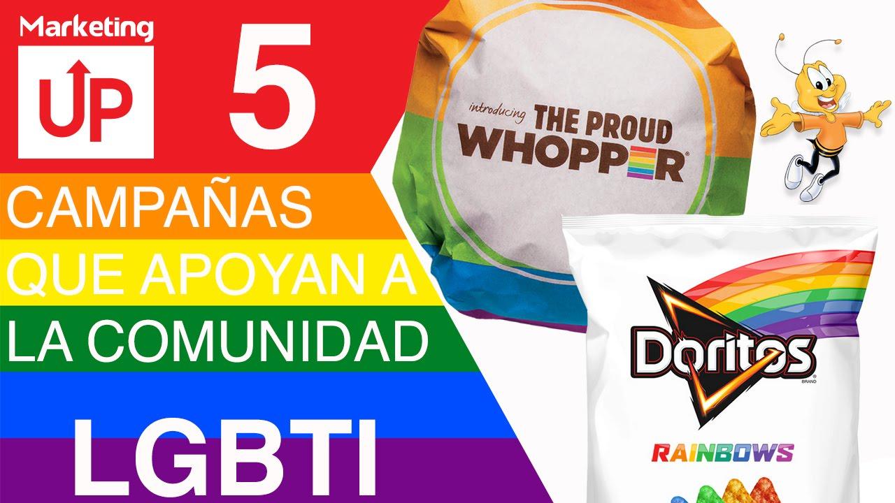7cae1ffde Top 5 Marcas que apoyan a la comunidad LGBT
