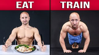 Body Transformation At Home (Workout Routine & Meal Plan)