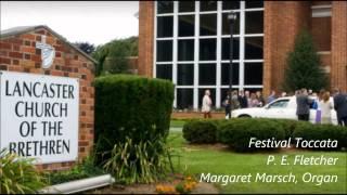 Festival Toccata - P. E. Fletcher; Margaret Marsch, Organ