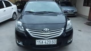 Mẫu xe Toyota Vios E 2008 xịn mà Mạnh Ô Tô đang có.giá chỉ 268tr sở hữu ngay..Zalo  0975.698.245