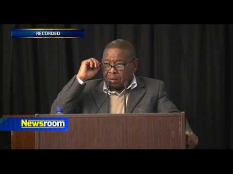 "Nzimande on ""white monopoly capital"" issue"