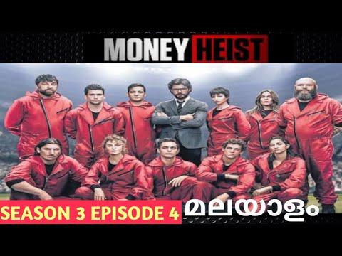 Download Money Heist / Season 3/Episode 4/Explained in /Malayalam/Revealtimes