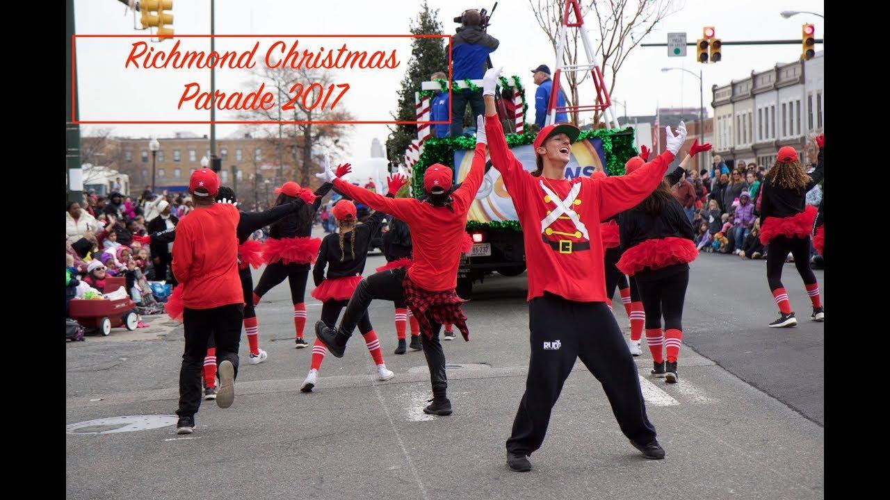 dominion energy richmond christmas parade 2017 richmond urban dance elev8 - Dominion Christmas Parade