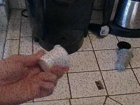 Keurig Coffee Maker Bad For You : KEURIG my k-cup reusable coffee filter FIX! - YouTube