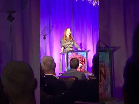 Sarah Schechter a Saturn award 2018