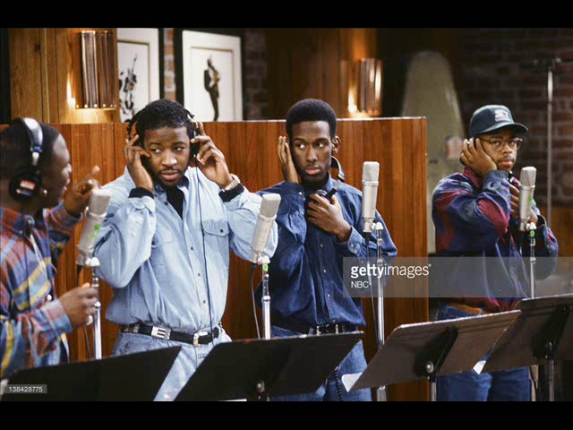 Boyz II Men - Let It Snow (instrumental)