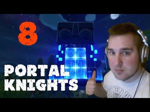 Live Let's Play Portal Knights # 8 * Die Geheime Ruine erforschen & ein riesen Kerker *