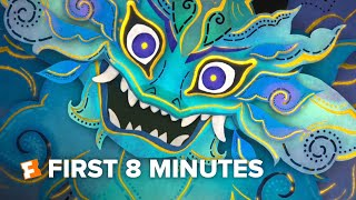 Raya and the Last Dragon First 8 Minutes - Exclusive (2021) | Fandango Family
